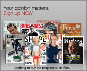 RewardSurveyMagazines